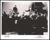 Group portrait of Andy Kirk and his orchestra