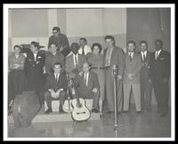 Felix Grant, Charlie Byrd, Buck Hill and Keter Betts, WMAL-TV, Washington, D.C.