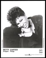 Portrait of Betty Carter