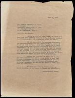 Letter from Felix Grant to the President of the Brazilian Coffee Institute Newton Ferreira de Paiva, June 7, 1963