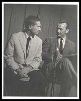 Felix Grant and Mose Allison, WMAL-TV, Washington, D.C.