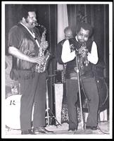 Cannonball Adderley and Nat Adderley