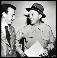 Felix Grant and Bing Crosby, Hollywood, CA, 1950
