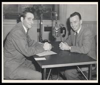 Felix Grant and Milton Q. Ford, WWDC-AM 1450, Washington, D.C.