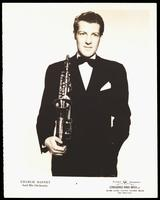 Portrait of Charlie Barnet