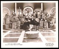 Group portrait of Lucky Millinder and band